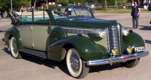 38 Buick Roadmaster